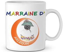 Marraine d'...