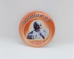 Cousine de... (orange)