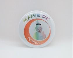 Mamie de...