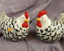 0028 couple poule/coq