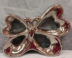 0001 Papillon argenté