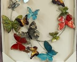 0006 Cadre papillons