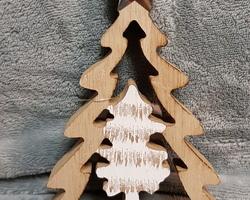 Article 0035 Sapin en bois