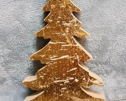 Article 0038 Sapin en bois doré