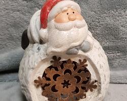 Article 0046 Père Noël lumineux