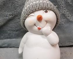 Article 0068 Bonhomme de neige