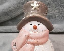 Article 0082 Bonhomme de neige lumineux