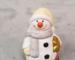 Article 0094 Bonhomme de neige