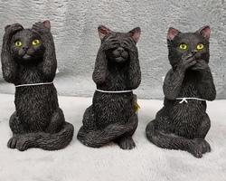 Article 0007 les 3 chats noirs