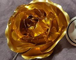 Article 0012 Fleur métallique