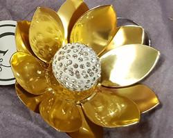 Article 0013 Fleur métallique