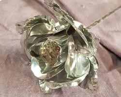 Article 0015 Fleur métallique